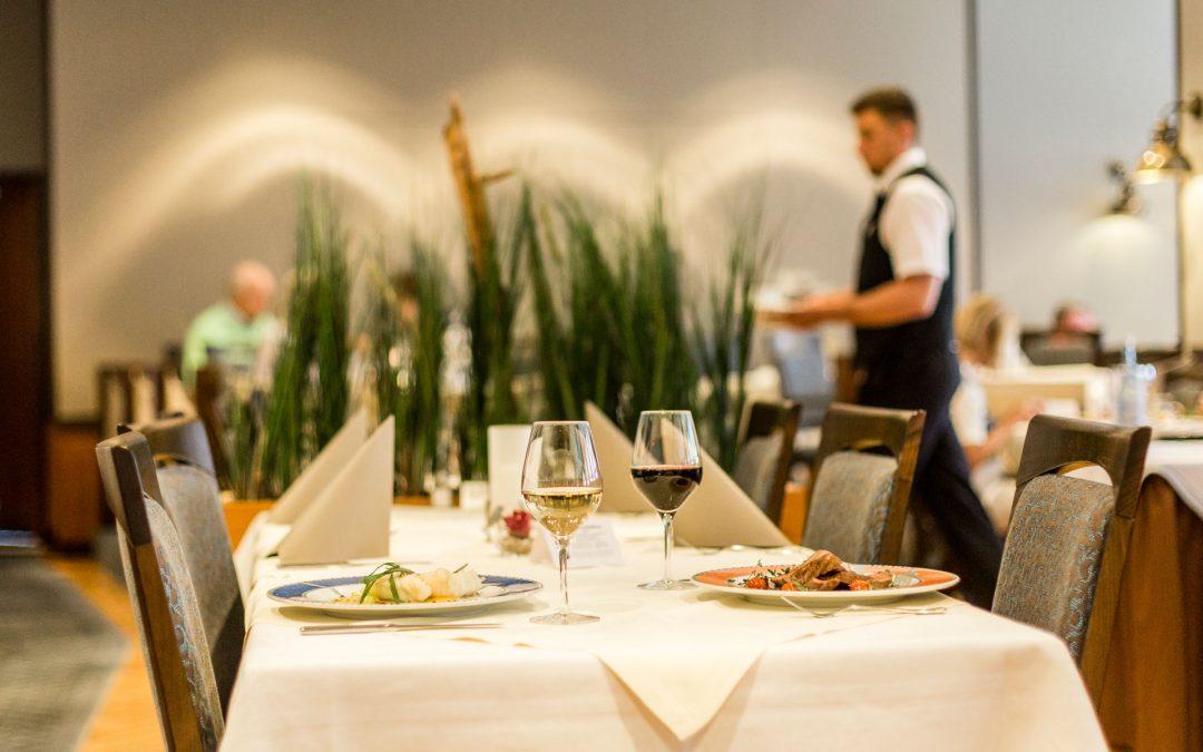 Tischreservierungen für Außerhausgäste